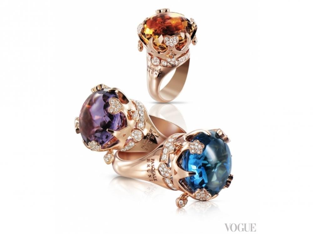 Юбилейные кольца Sissi