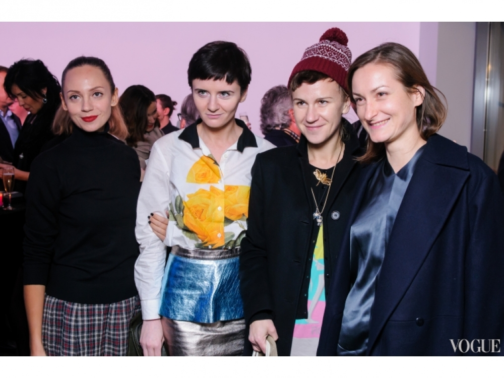 Яна Вуева, Ольга Януль, Мария Сильнягина, Татьяна Соловей