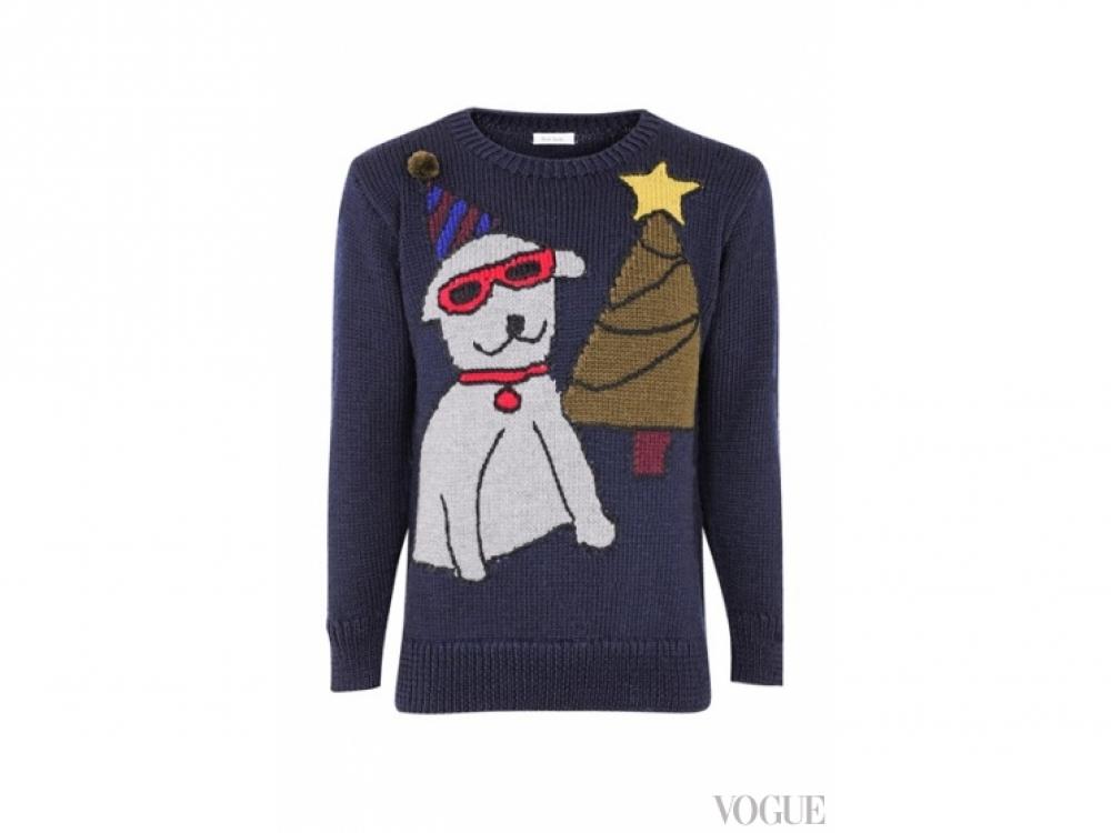 Paul Smith|Рождественский свитер Paul Smith