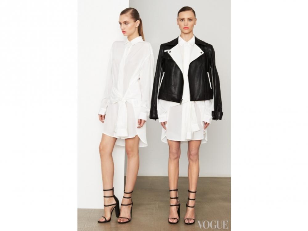|DKNY Pre-fall 2014