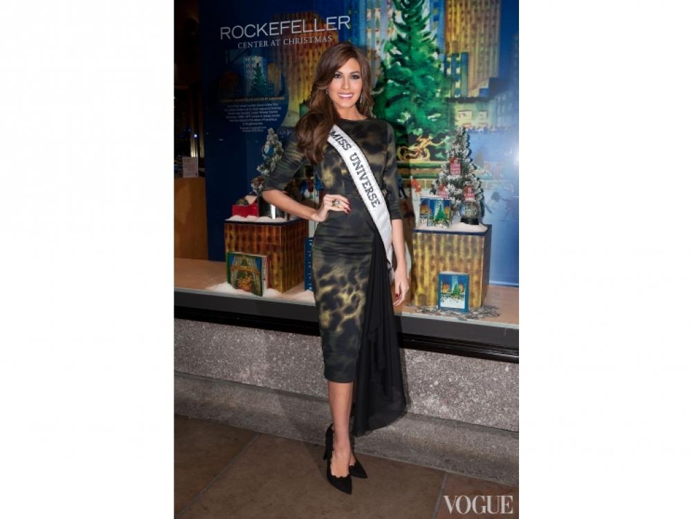 Гаюриэла Ислер, Мисс Вселенная 2013