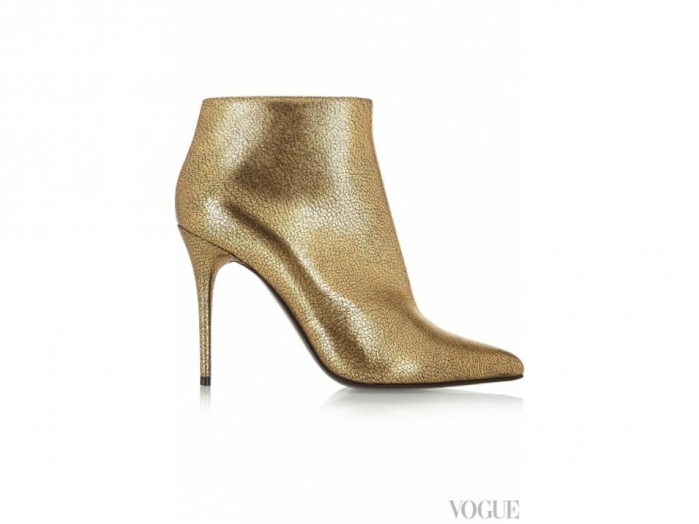 Alexander McQueen|Обувь на зиму - Alexander McQueen