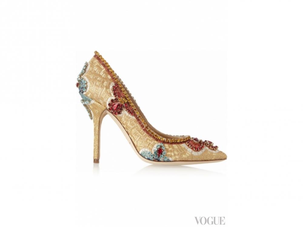 Dolce&Gabbana|Обувь на зиму - Dolce&Gabbana
