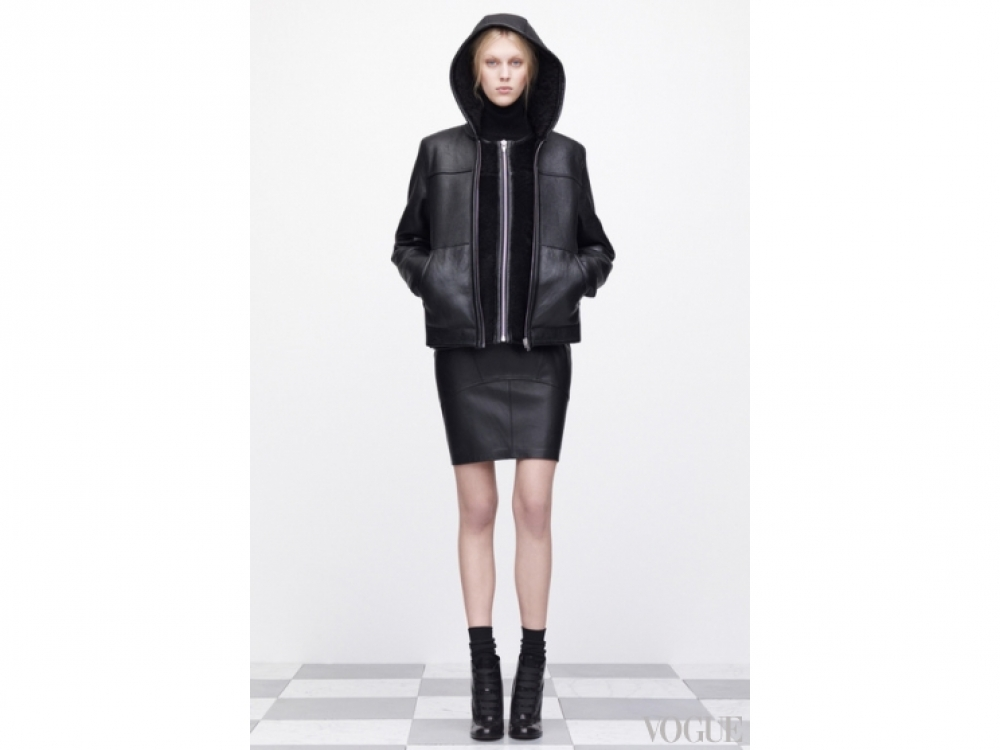 T by Alexander Wang|Капюшон T by Alexander Wang