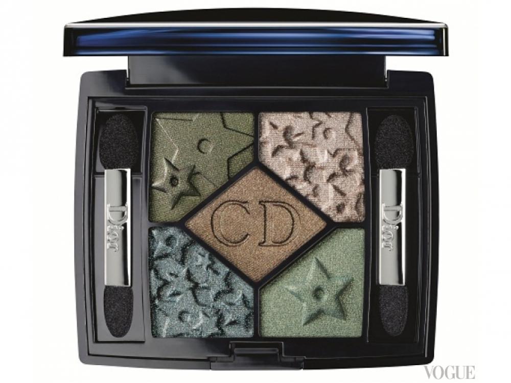 Набор теней 5 Couleurs Mystic Metallics, № 384 Bonne ?toile, Dior