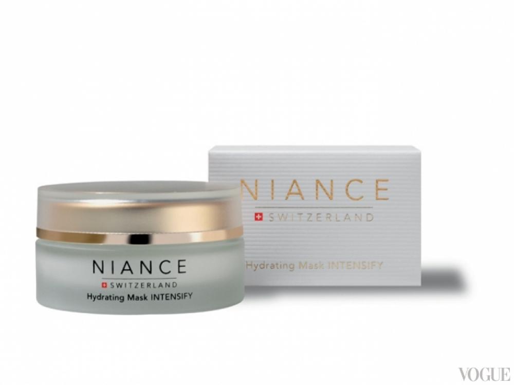 Увлажняющая маска Niance
