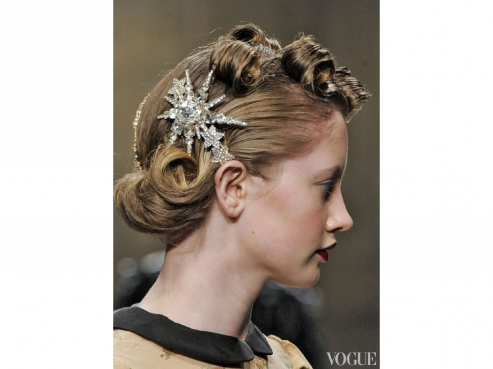 Meadham Kirchhoff|украшения для волос Meadham Kirchhoff
