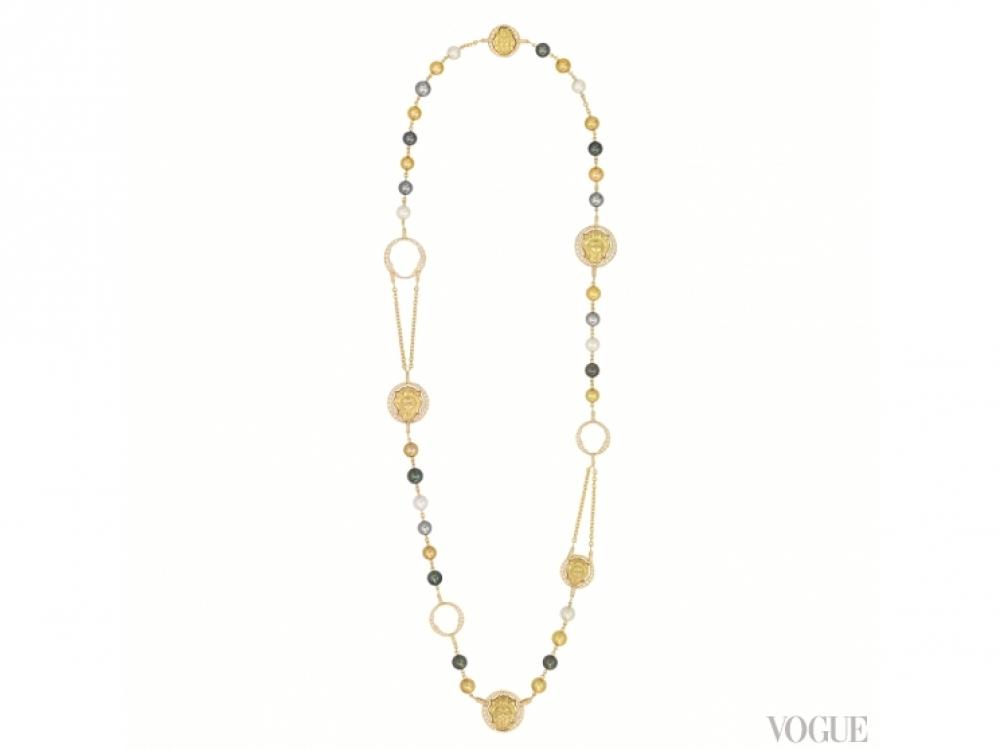 Chanel Fine Jewelry|Модные золотые цепочки Chanel Fine Jewelry