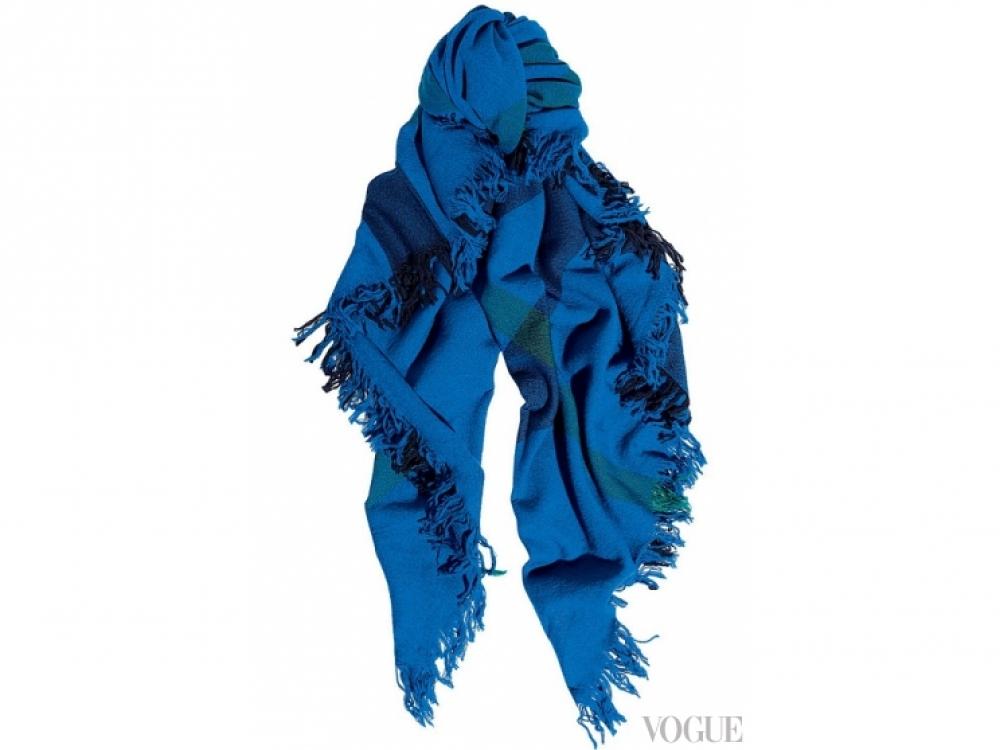Шерстяной шарф, Burberry