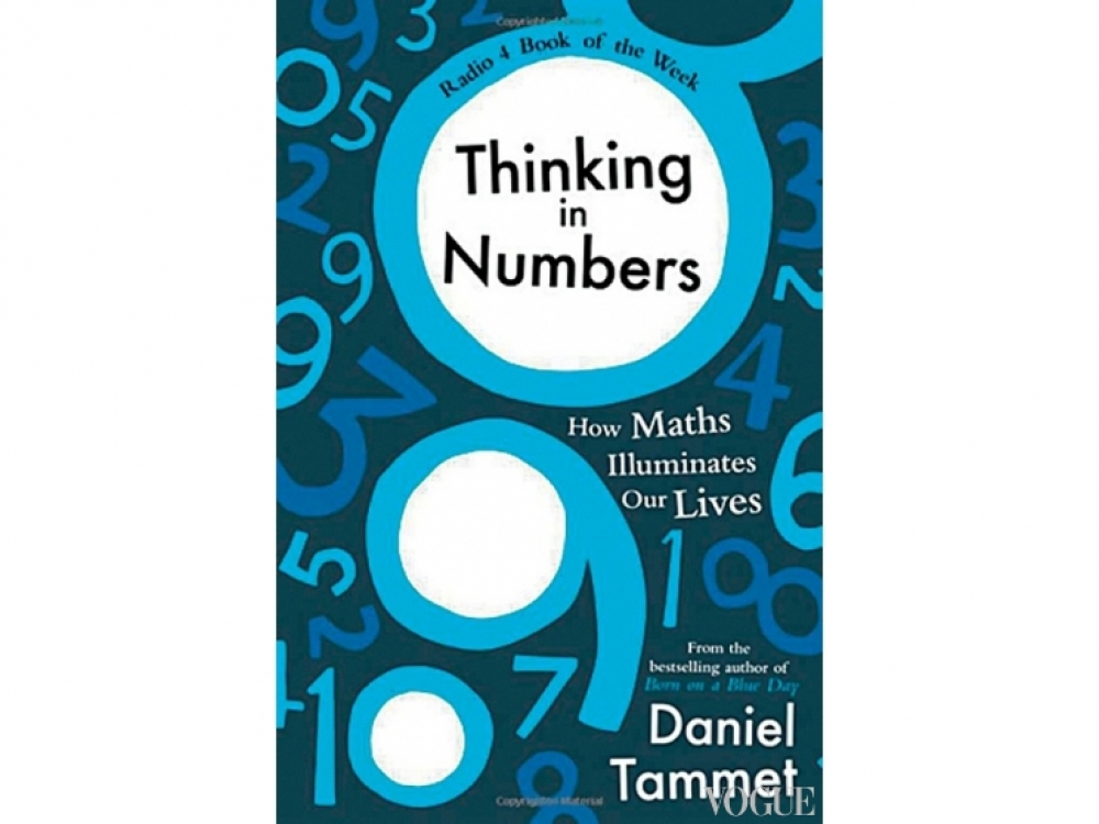 Книга Даниэля Таммета Thinking in Numbers, Hodder & Stoughton Ltd