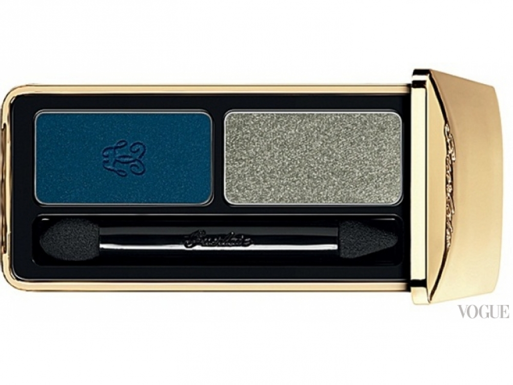 Тени для век L'?cri 2 Couleurs, № 02 Two Stylish, Guerlain