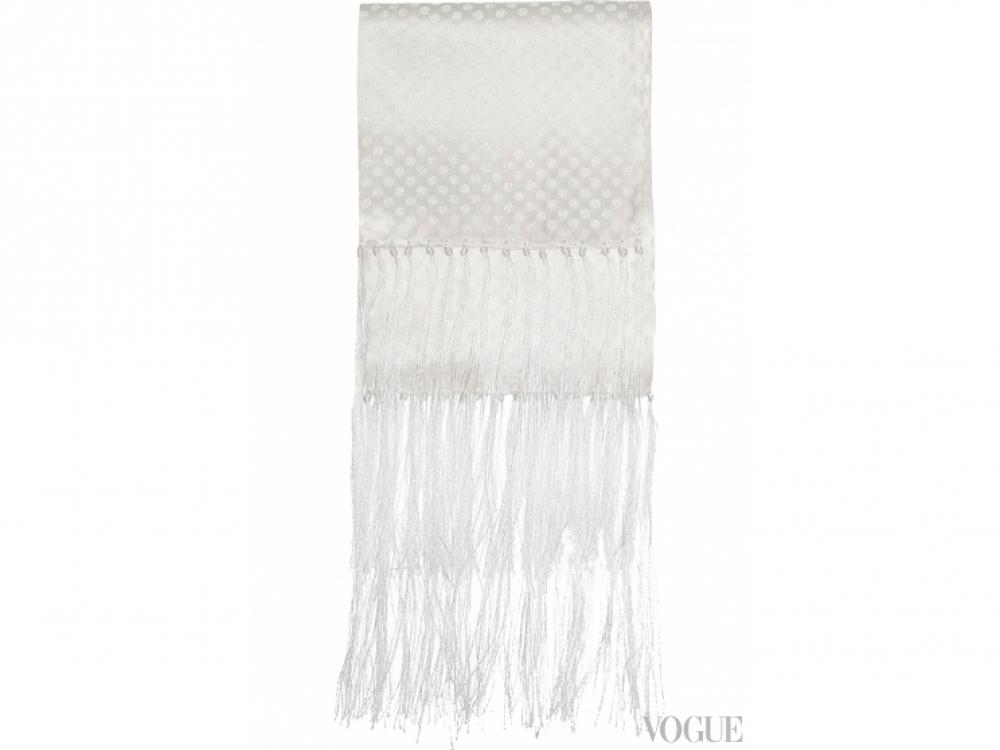Шелковый шарф, Maison Martin Margiela