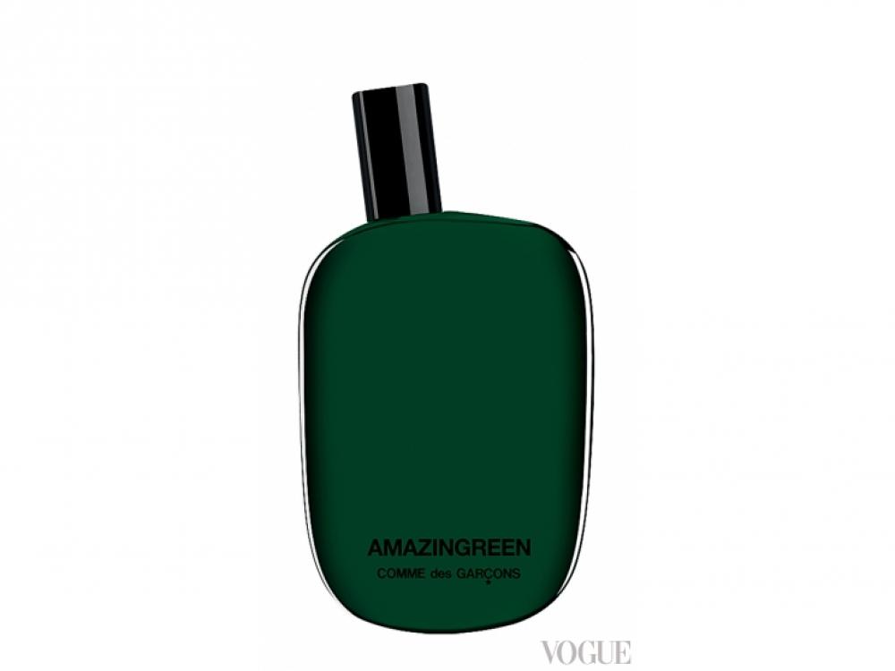 Парфюмированная вода Amazingreen, Comme des Gar?ons