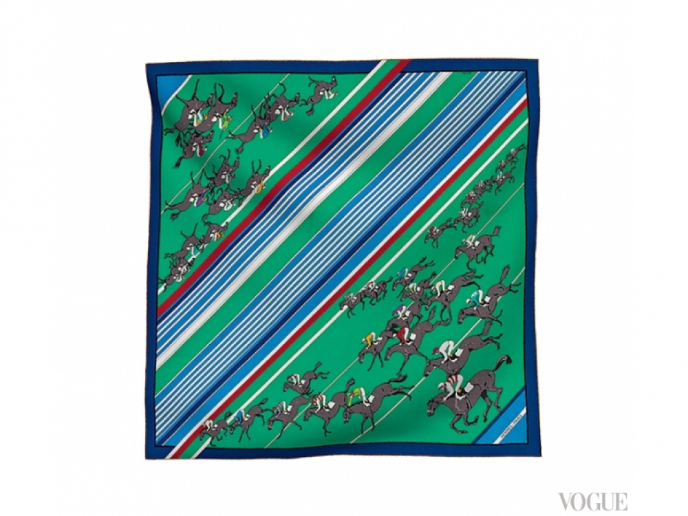 Шелковый платок, Herm?s