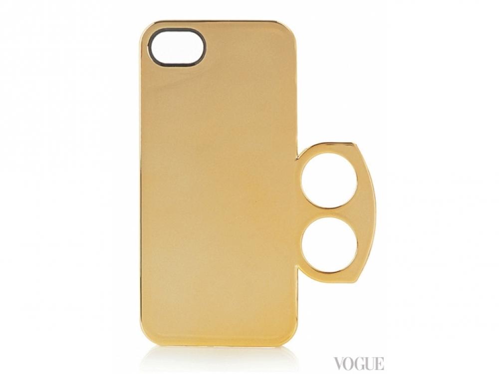 Пластиковый чехол для iPhone 5, Marc by Marc Jacobs