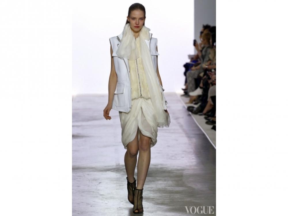 Giambattista Valli|юбка с драпировкой Giambattista Valli