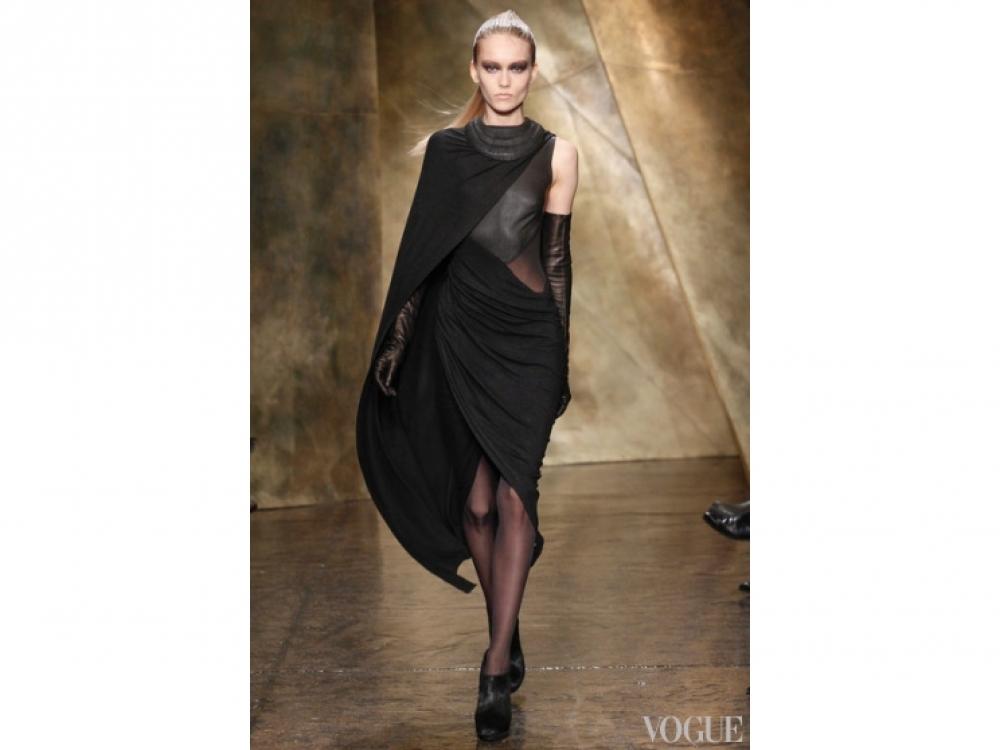 Donna Karan|юбка с драпировкой Donna Karan