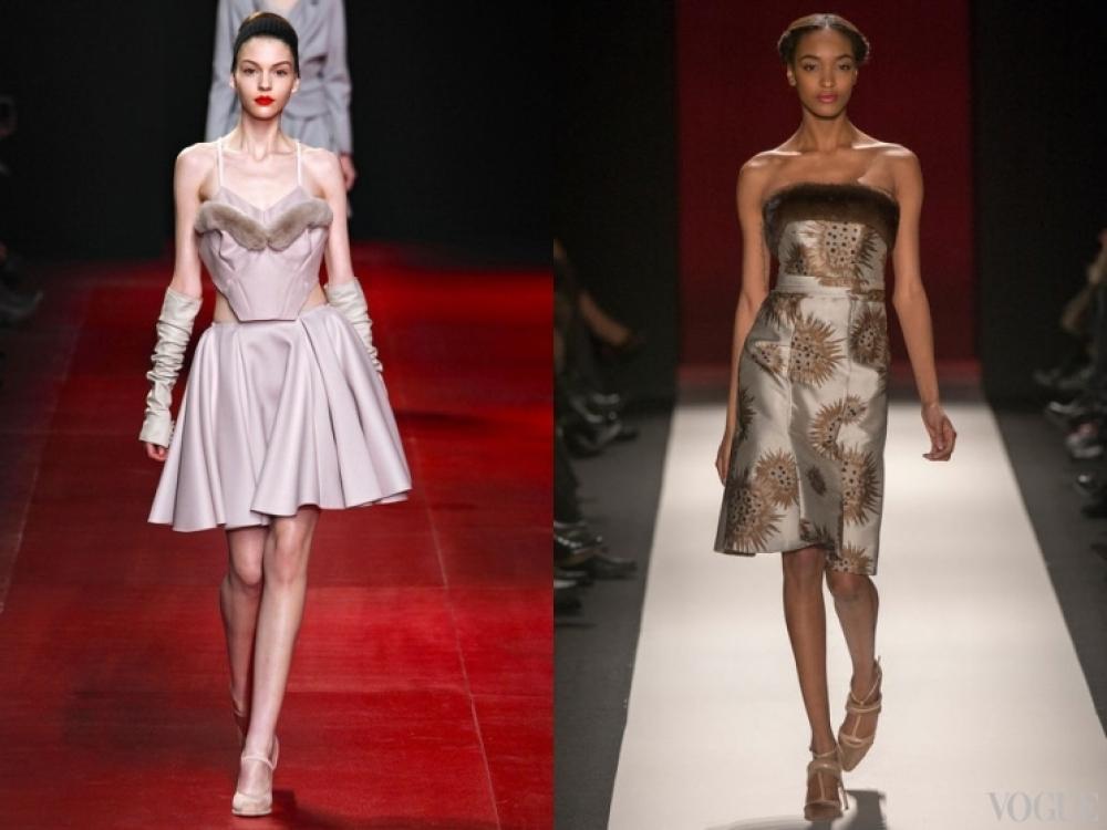 Nina Ricci/Carolina Herrera|меховые изделия - Nina Ricci/Carolina Herrera