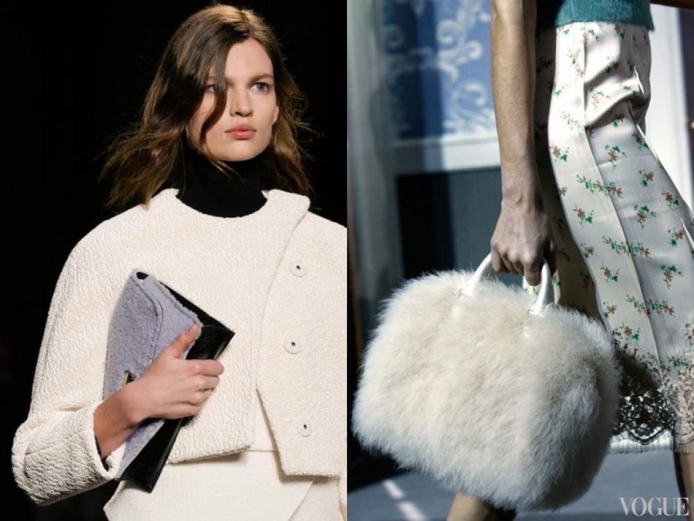 Proenza Schouler/Louis Vuitton меховые изделия - Proenza Schouler/Louis Vuitton