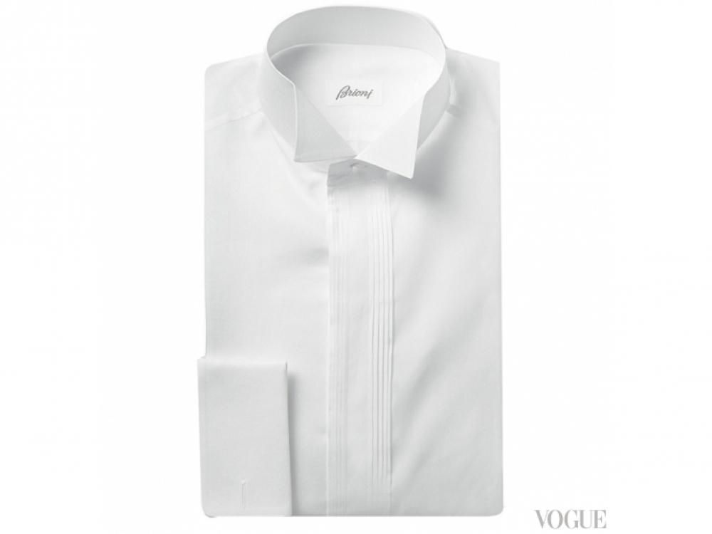 Хлопковая сорочка, Brioni