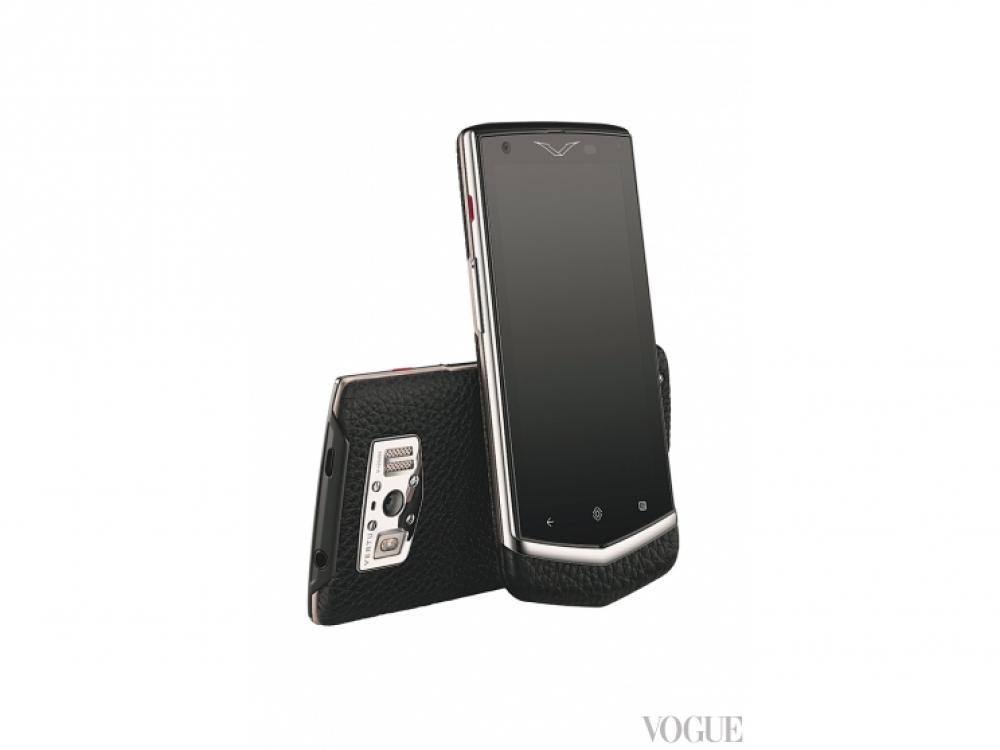 Смартфон Vertu Constellation, натуральная кожа, сапфировое стекло