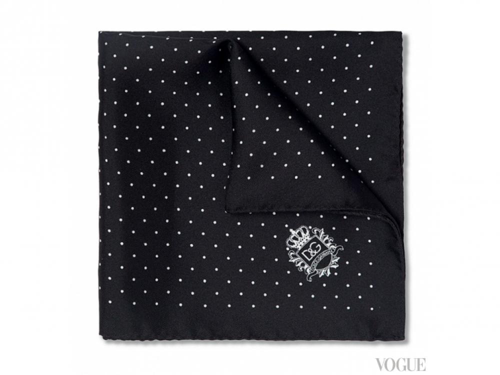 Шелковый платок, Dolce & Gabbana