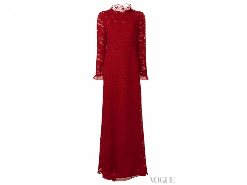 Платье из кружева, Valentino