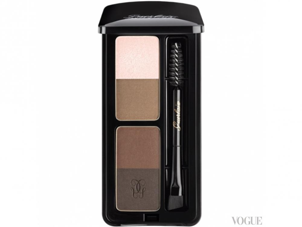 Набор для макияжа бровей Ecrin Sourcils, № 00 Universel