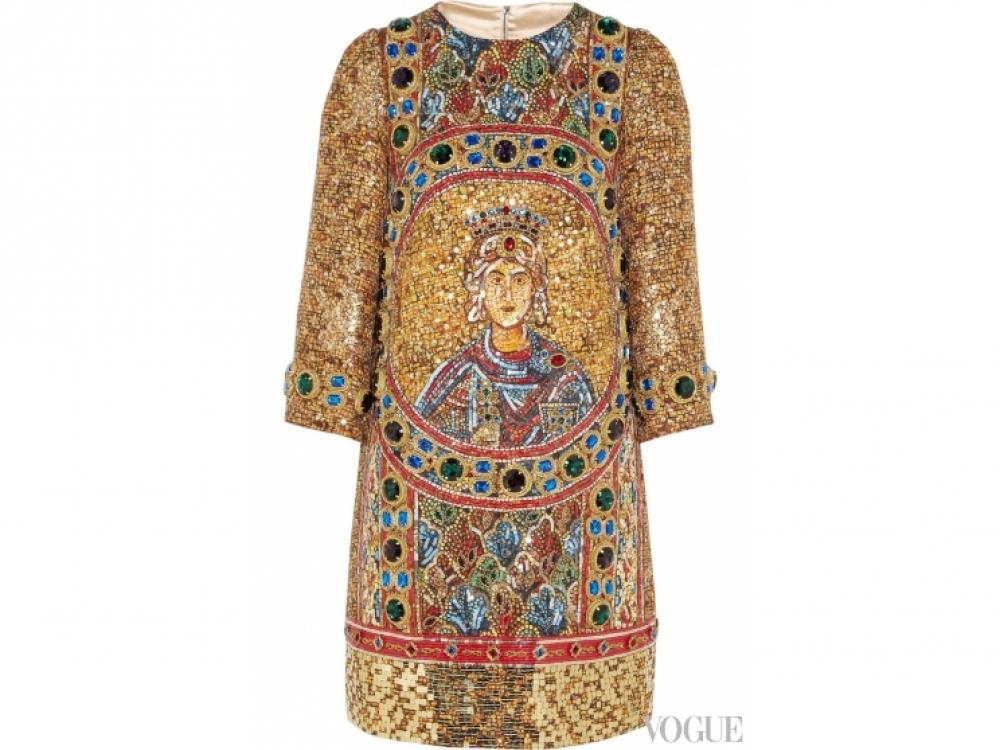 Dolce&Gabbana|Платье на Новый год - Dolce&Gabbana