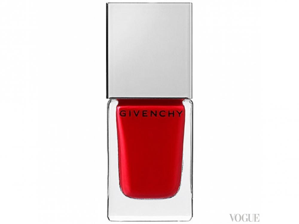 Лак для ногтей Le Vernis, №?06 Carmin Escarpin, Givenchy