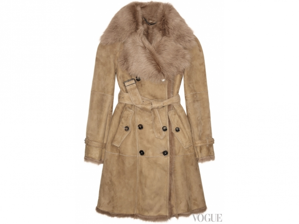 Burberry|Модные дубленки - Burberry