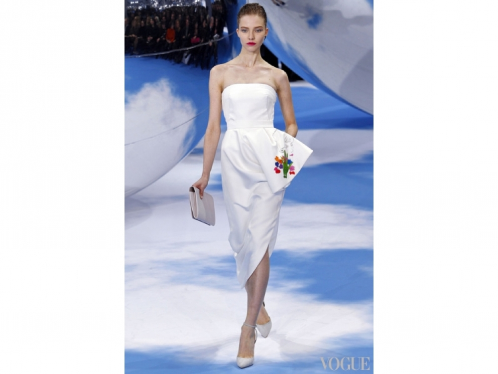 Chrisitan Dior|Белый цвет - Chrisitan Dior