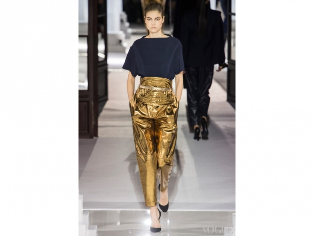 Vionnet|Золотой цвет в одежде - Vionnet