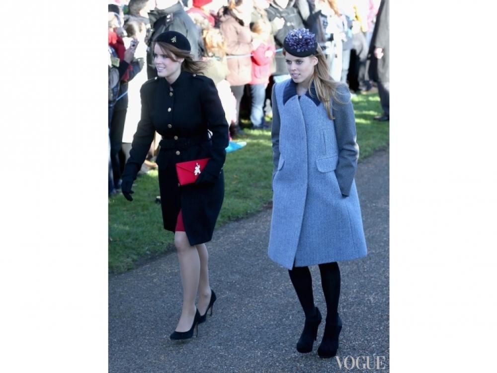 Принцесса Евгения и принцесса Беатриче