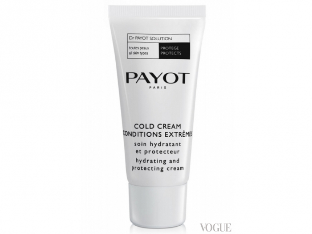 Крем для увлажнения в экстремальных условиях Cold Cream Conditions Extr?mes, Payot