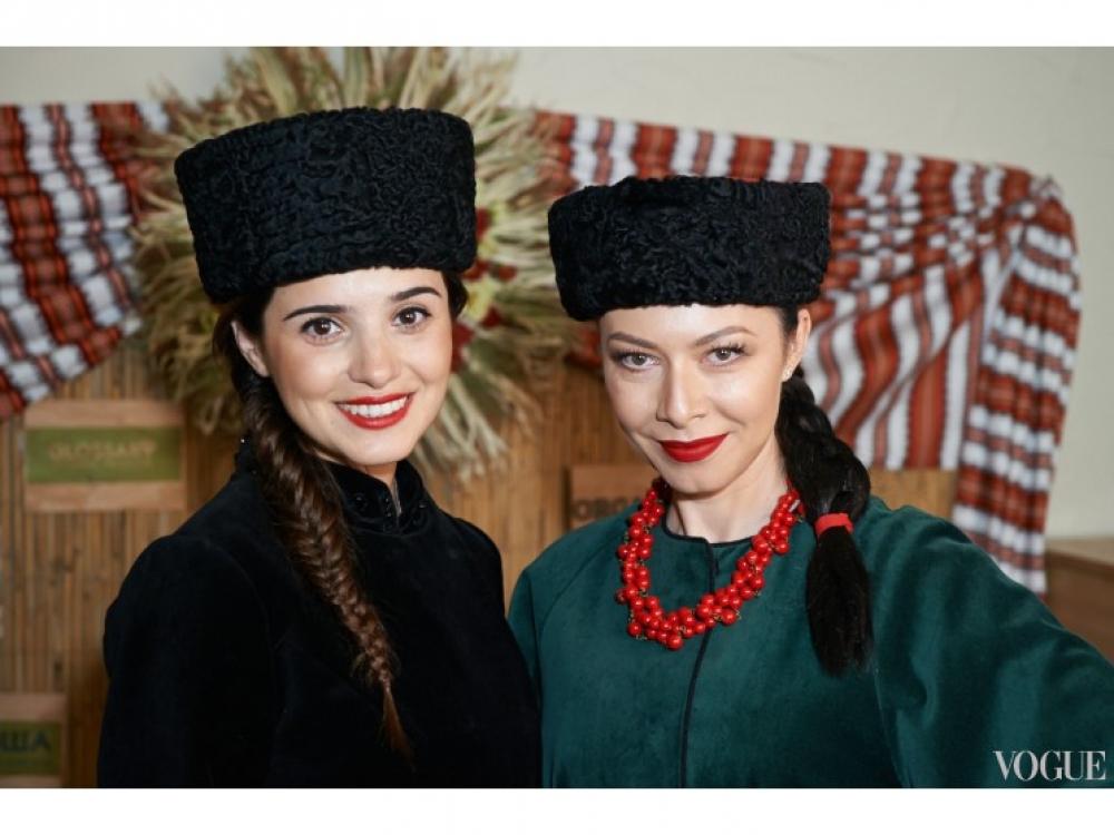 Фаина Тедеева и Тамила Немченко
