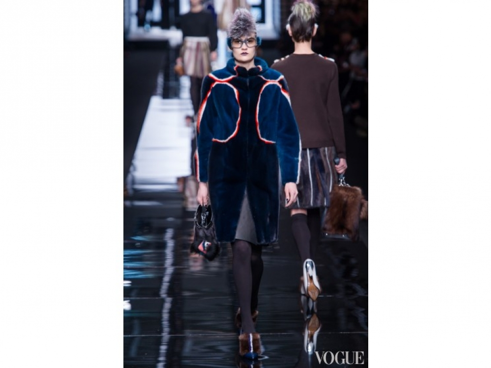 Fendi|модные шубы Fendi
