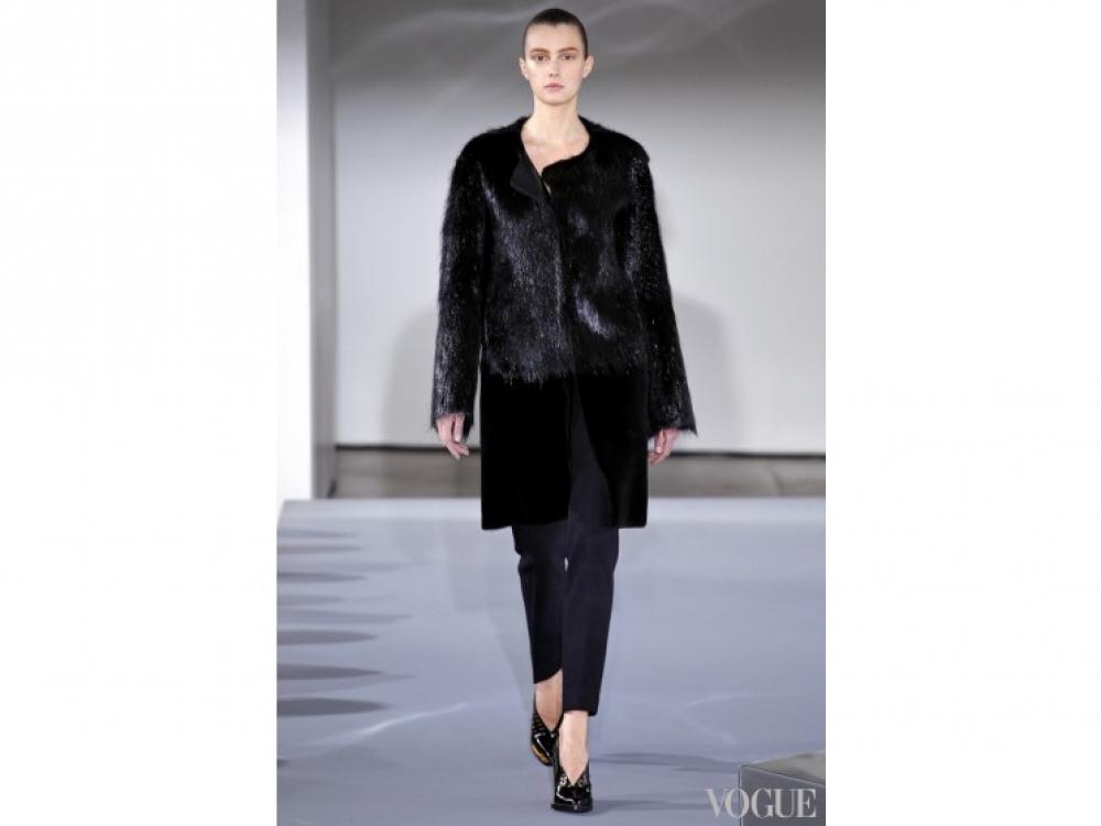 Jil Sander|модные шубы Jil Sander