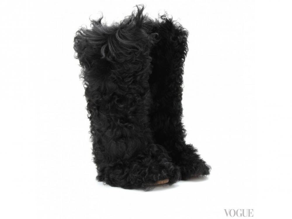 Isabel Marant|Зимние ботинки Isabel Marant