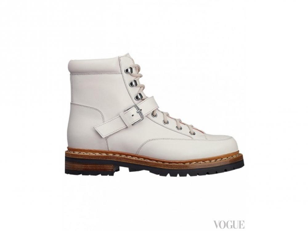 Hermes|Зимние ботинки Hermes