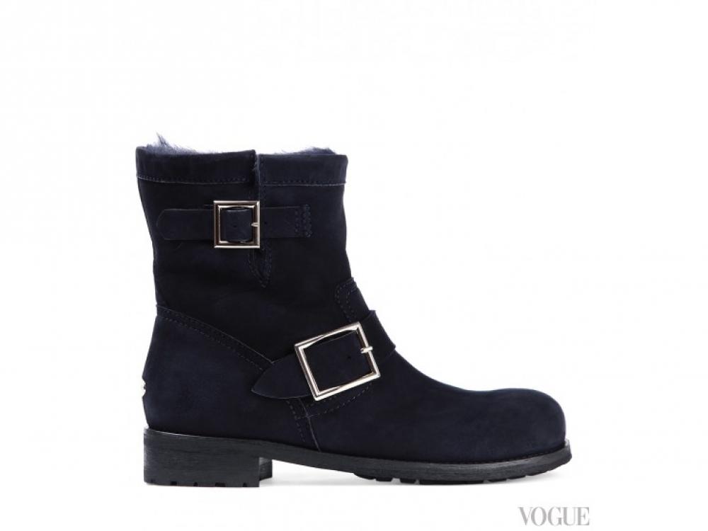Jimmy Choo|Зимние ботинки Jimmy Choo
