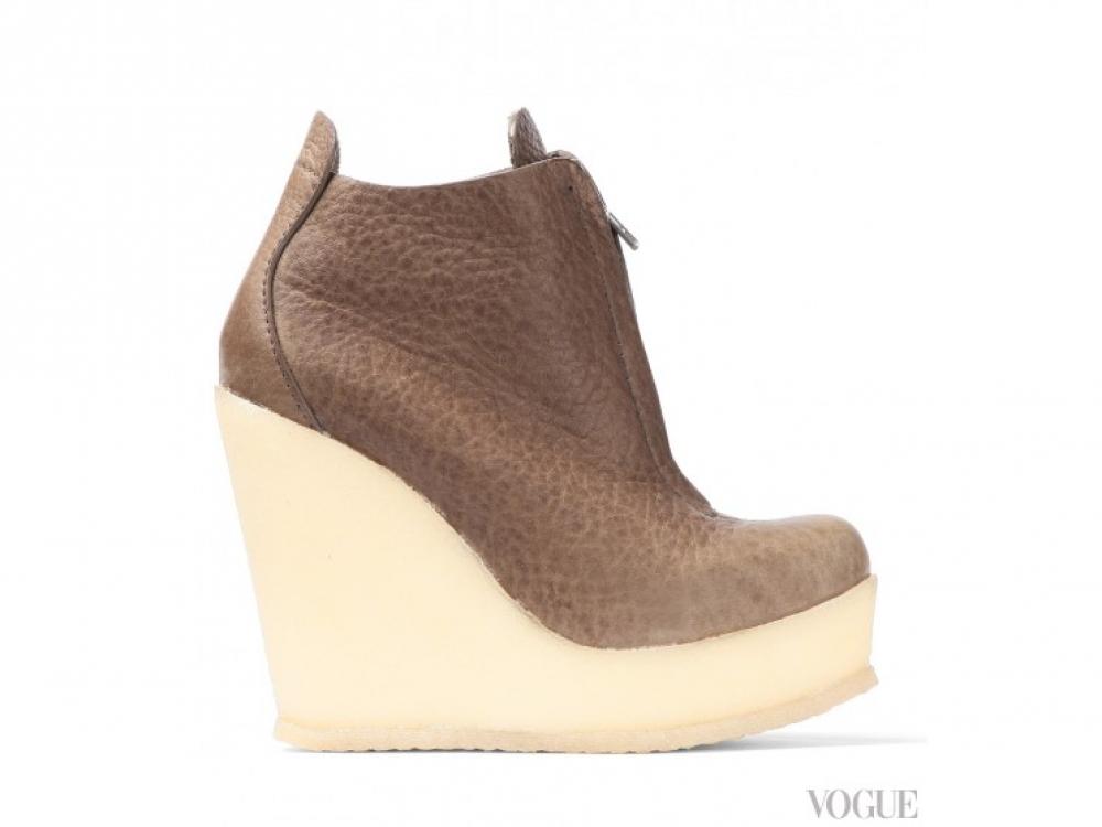 Pedro Garcia|Зимние ботинки Pedro Garcia