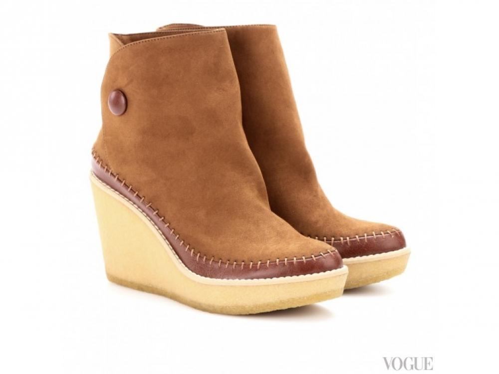 Stella McCartney|Зимние ботинки Stella McCartney
