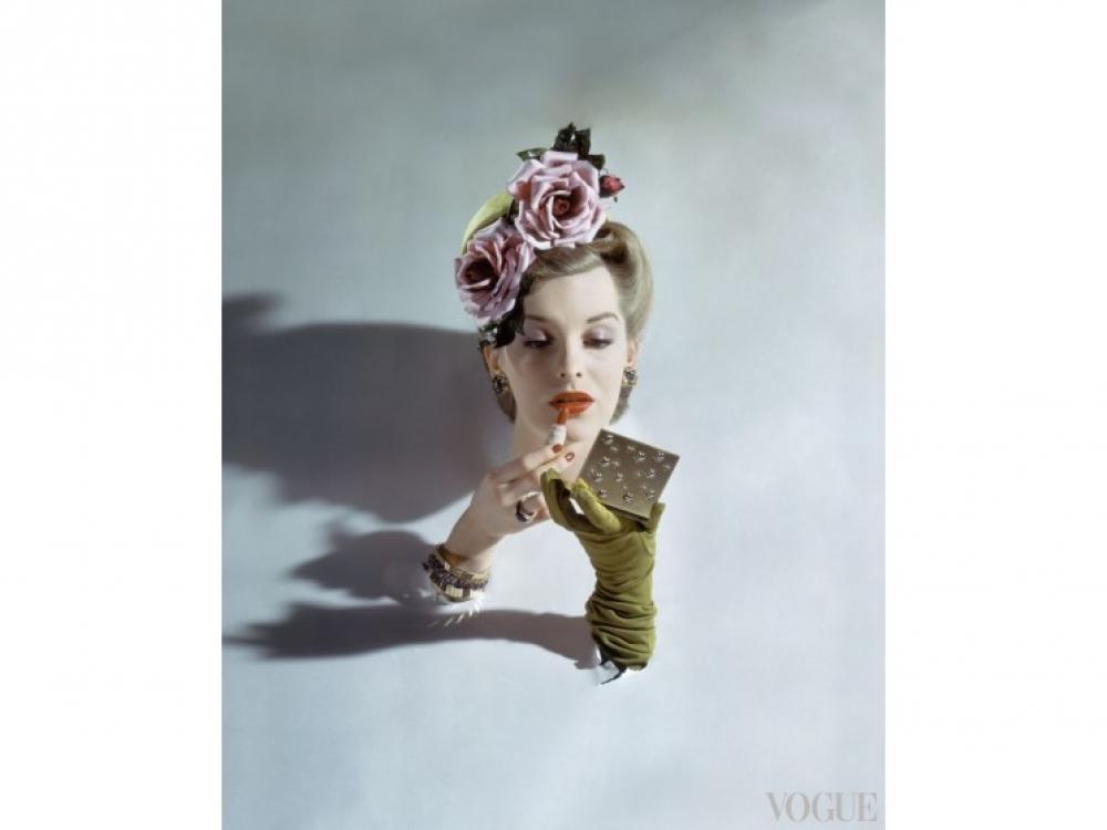 Работа Джона Ролингса, американский Vogue, 1943 год