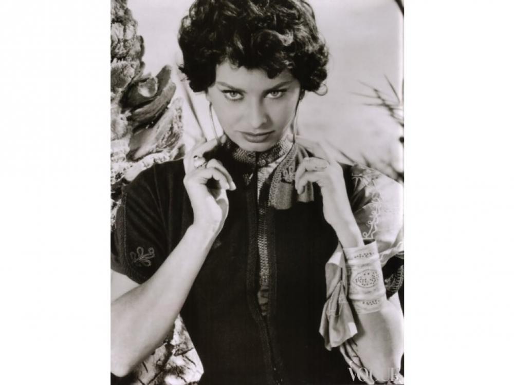 "Кадр из фильма ""Чочата"", 1961 год"