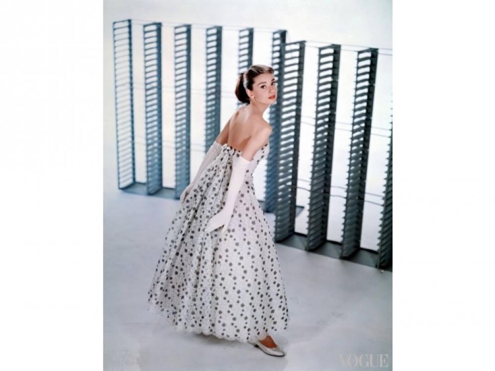 """Платье, созданное Эдит Хэд для фильма """"Римские каникулы"""""""
