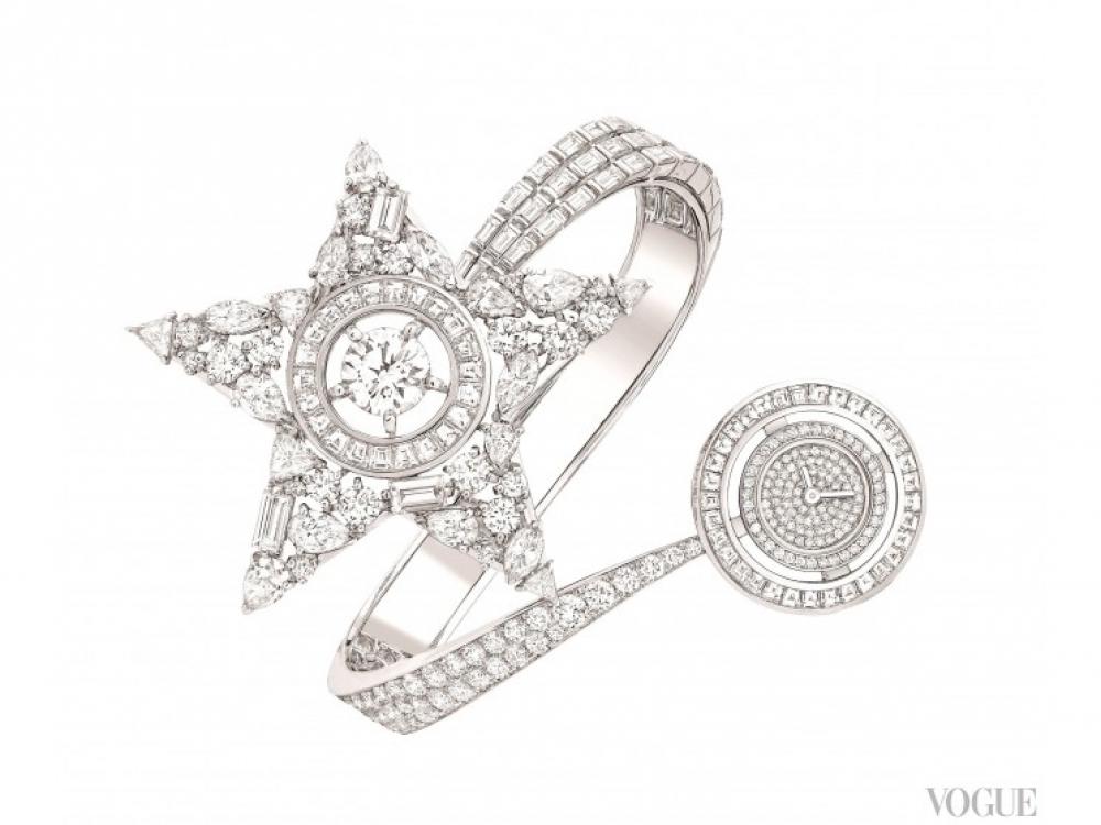 Часы, Chanel Joaillerie