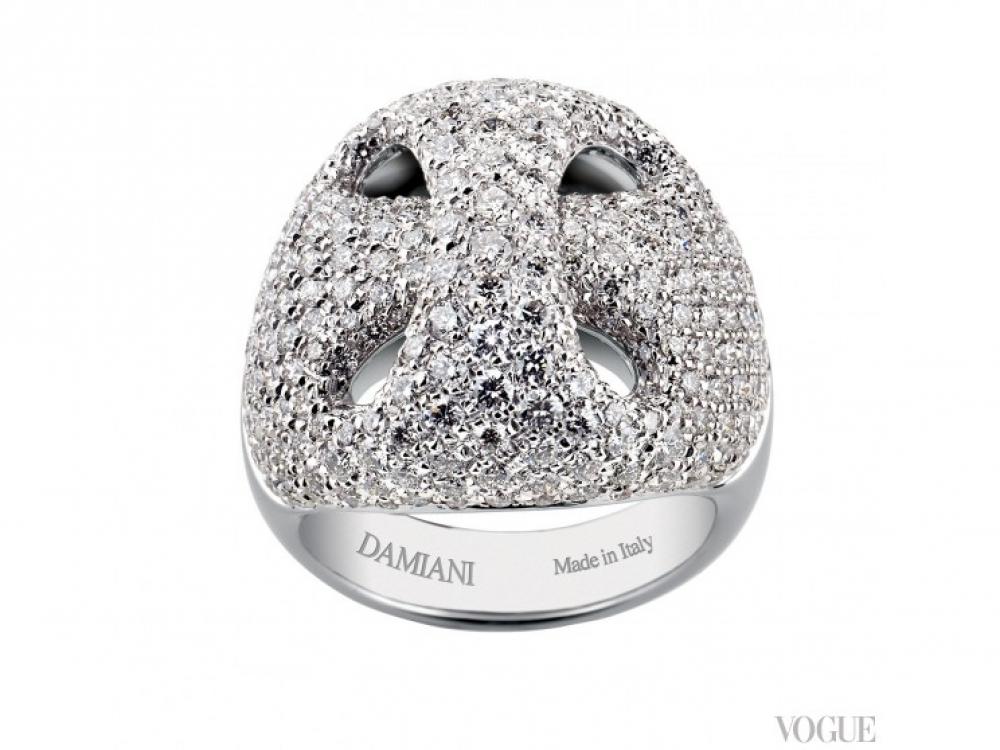 Кольцо, Damiani
