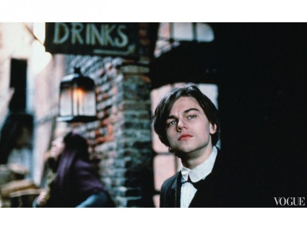 """Актер в роли Артура Рембо в картине """"Полное затмение"""", 1995 год"""