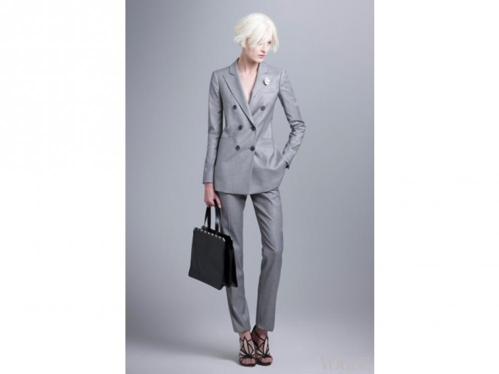 Emporio Armani|Двубортный пиджак Emporio Armani